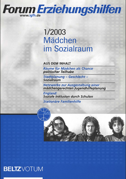 ForE 1-2003